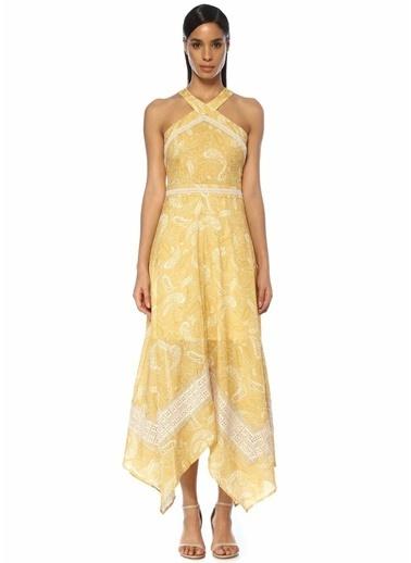 Beymen&Designer Elbise Sarı
